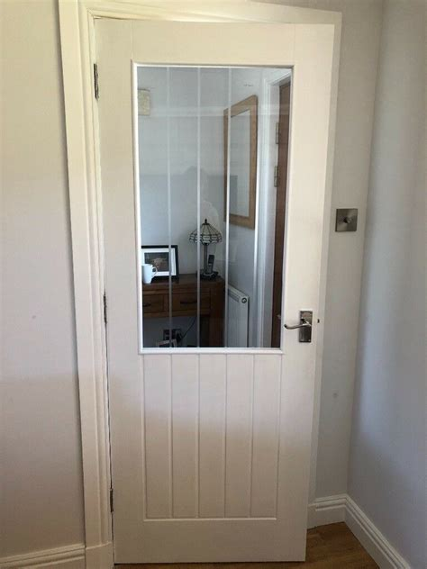 white panel  glazed internal door  glenrothes fife gumtree