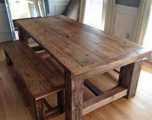 barn wood dining room tables creativemindspromocom With barn board dining room tables