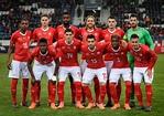 Football Friendly Internationals team photos — Switzerland ...