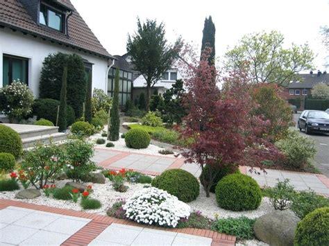 Garten Gestalten Halbschatten by Pflanzen Vorgarten Gestalten Tipps Und Beispiele Ideen