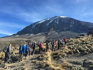 Climbing Mount Kilimanjaro for the twenty first time
