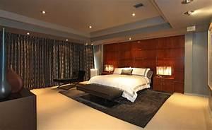 Elegant Master Bedroom Design Ideas Packing Comfort in ...