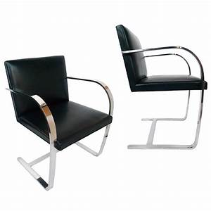 Mies Van Der Rohe Chair : ludwig mies van der rohe brno chairs by knoll a pair for sale at 1stdibs ~ Watch28wear.com Haus und Dekorationen