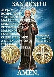 Oraci U00f3n A San Benito Abad