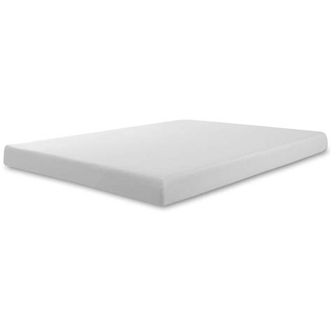 Size Memory Foam Mattress by 6 Inch Memory Foam Mattress Size Bed Cool Firm Sleep