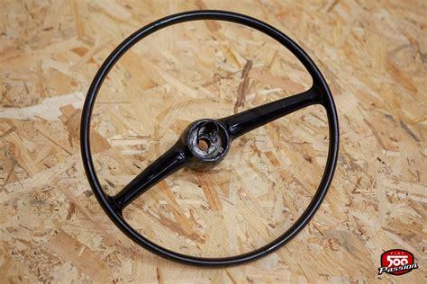 volante 500 f volant couleur noir 500 f fiat 500