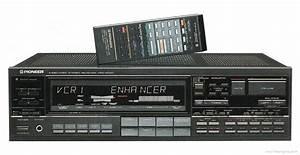 Pioneer Vsx-4000 - Manual - Audio Video Receiver