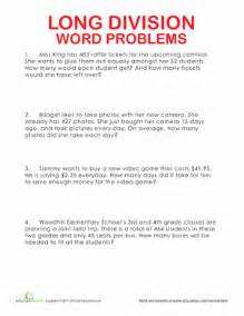 division problems 4th grade division word problems new calendar template site