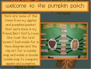 Compare Apple And Pumpkin