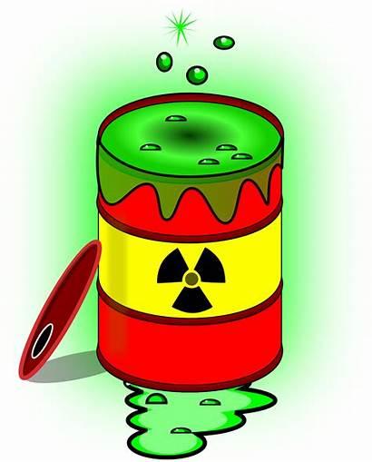 Nuke Clipart Hazardous Material Transparent Waste Radioactive