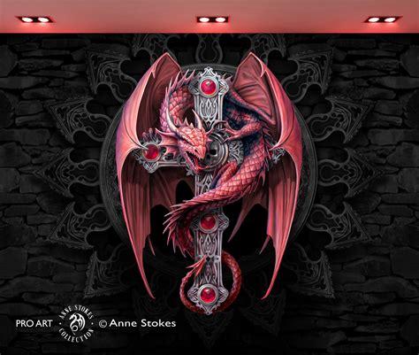 anne stokes gothic guardian ggasw