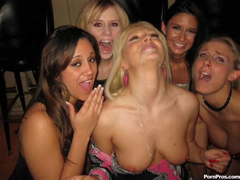 Lea Lexis Epic Sex Party With Drunk Slutty Babes