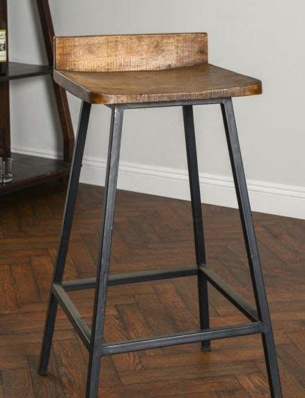 Wooden Island Stools by Square Wooden Seat Bar Stool High Chair Kitchen Counter