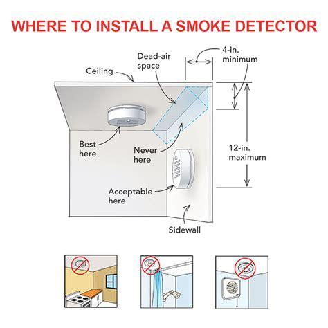 wire smoke detectors diagram volovetsinfo