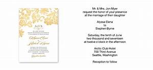 wedding invitation wording sample verses by wedding paper With wedding invitations text format