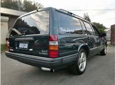 1996 Volvo 940 940 Classic estate for sale, Japanese used