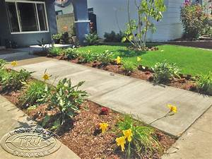 Landscaping Orange County Archive Orange County Landscape Contractor Company Tru Landscape Simple Front Yard Landscape Designs