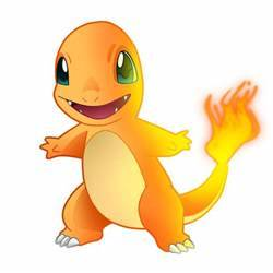 Pokemon 004 Charmander