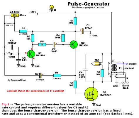 high voltage pulse generator hv tesla wimshurst ladder de graaff zappers