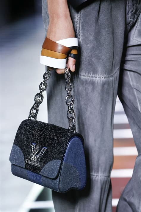 louis vuitton springsummer  runway bag collection