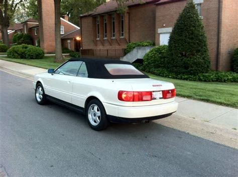 free car repair manuals 1994 audi 90 electronic throttle control find used 1994 audi 90 cabriolet convertible 87k miles manual transmission in bethesda maryland