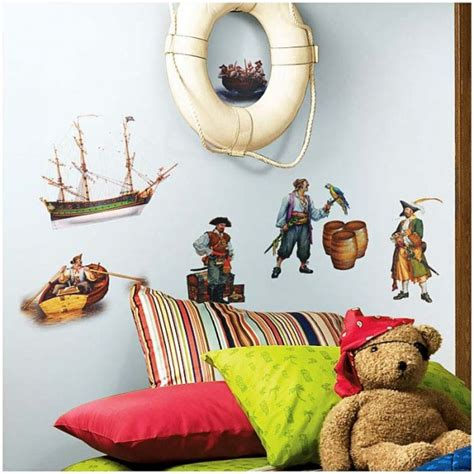 Wandtattoo Kinderzimmer Piraten by Wandsticker Piraten Tapetenwelt