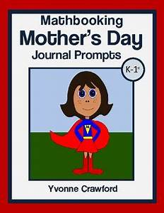 Mother's Day Math Journal Prompts (kindergarten and 1st ...