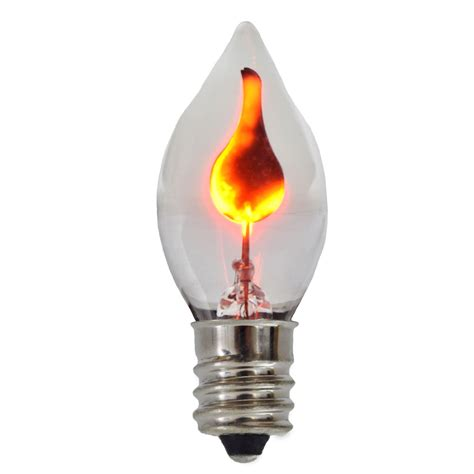 flickering bulbs outdoor light meideas