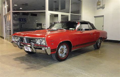 1967 Beaumont SD Super Deluxe 396 Convertible with Red ...
