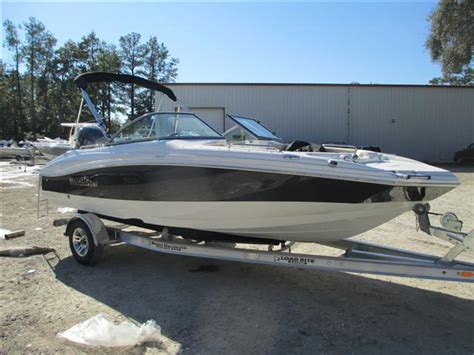 Boats Unlimited New Bern by 2015 Nautic Deck Boat 203dc 20 Foot 2015 Nautic