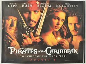 Pirates Of The Caribbean : The Curse Of The Black Pearl ...
