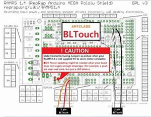 Bltouch Returns  U0026quot Triggered U0026quot  When Issuing M119 Command And