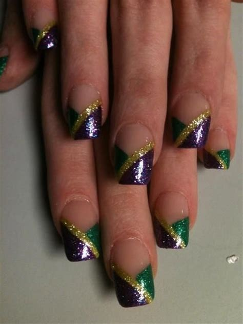 mardi gras nail designs 1000 images about mardi gras nail designs on