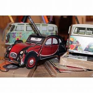 2 Cv En Bois : d co maison durable pot crayons 2cv en bois recycl werkhaus ~ Medecine-chirurgie-esthetiques.com Avis de Voitures