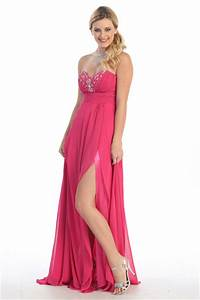 robe bustier rose style empire longue sol jmrougefr With robe bustier rose