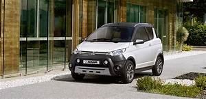 Petite Voiture Haute Et Confortable : quelle voiture sans permis choisir ~ Gottalentnigeria.com Avis de Voitures