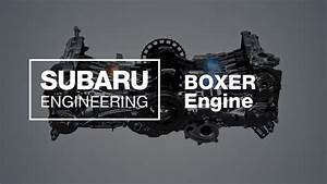 Subaru Boxer Engine Explained  2018 Updated