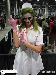 Nurse Joker From The Dark Knight I Should Have Worn This