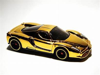 Ferrari Enzo Hotwheels Gold Chrome 2007 Wiki