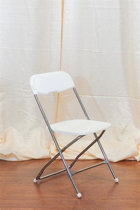 white plastic folding chair rentals longview tx where to