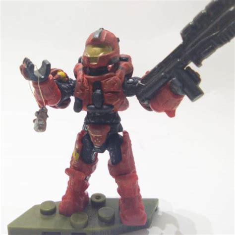 Share Project Spartan Daisy- Halo Legends | MEGA™ Unboxed