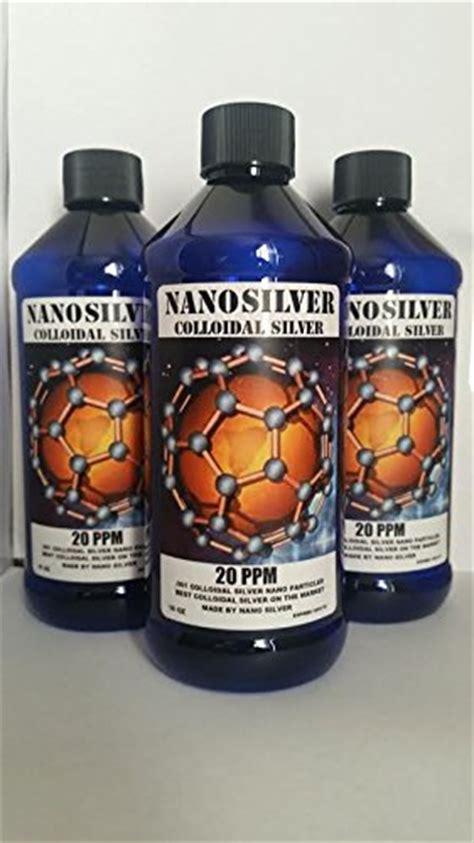 Amazon.com: THE Best Nano Colloidal Silver - 16 Oz -20 PPM