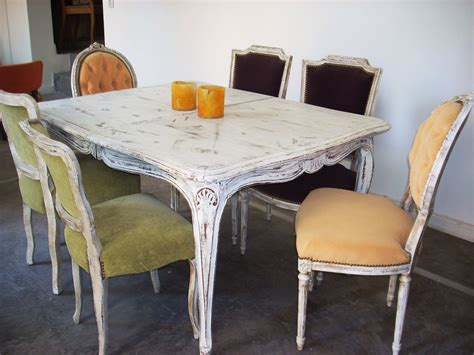 mesa antigua dinning table pinterest comedores