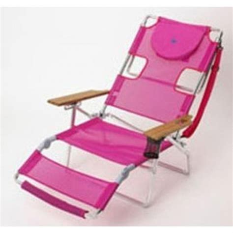 Ostrich Chair Pink by Ostrich Chair Folding Chaise Lounge Pink Chairs 3n1