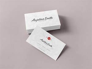 Free, Brand, Business, Cards, Mockup, Psd, For, Presentation