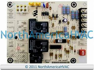 Honeywell Furnace Fan Control Board St9120b 5005 St9120b5005