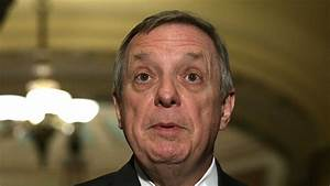 Dick Durbin Revealed Why He Lied About The President's Use ...