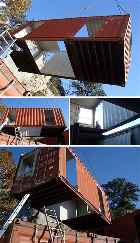 plans  motion shipping container home building