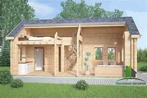 Prix Cabane En Bois Habitable. wales cabane habitable 23 m en bois ...