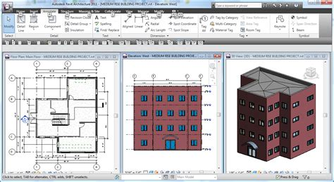 Revit Rocks ! Learn Revit 2011 With Cadclip Video Tutorials